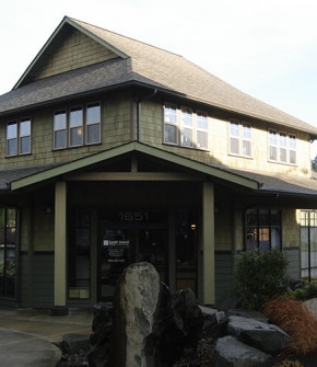 Exterior image of South Sound Physical & Hand Therapy – West Olympia